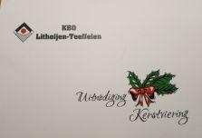 kaarjes missen dierbare kerst
